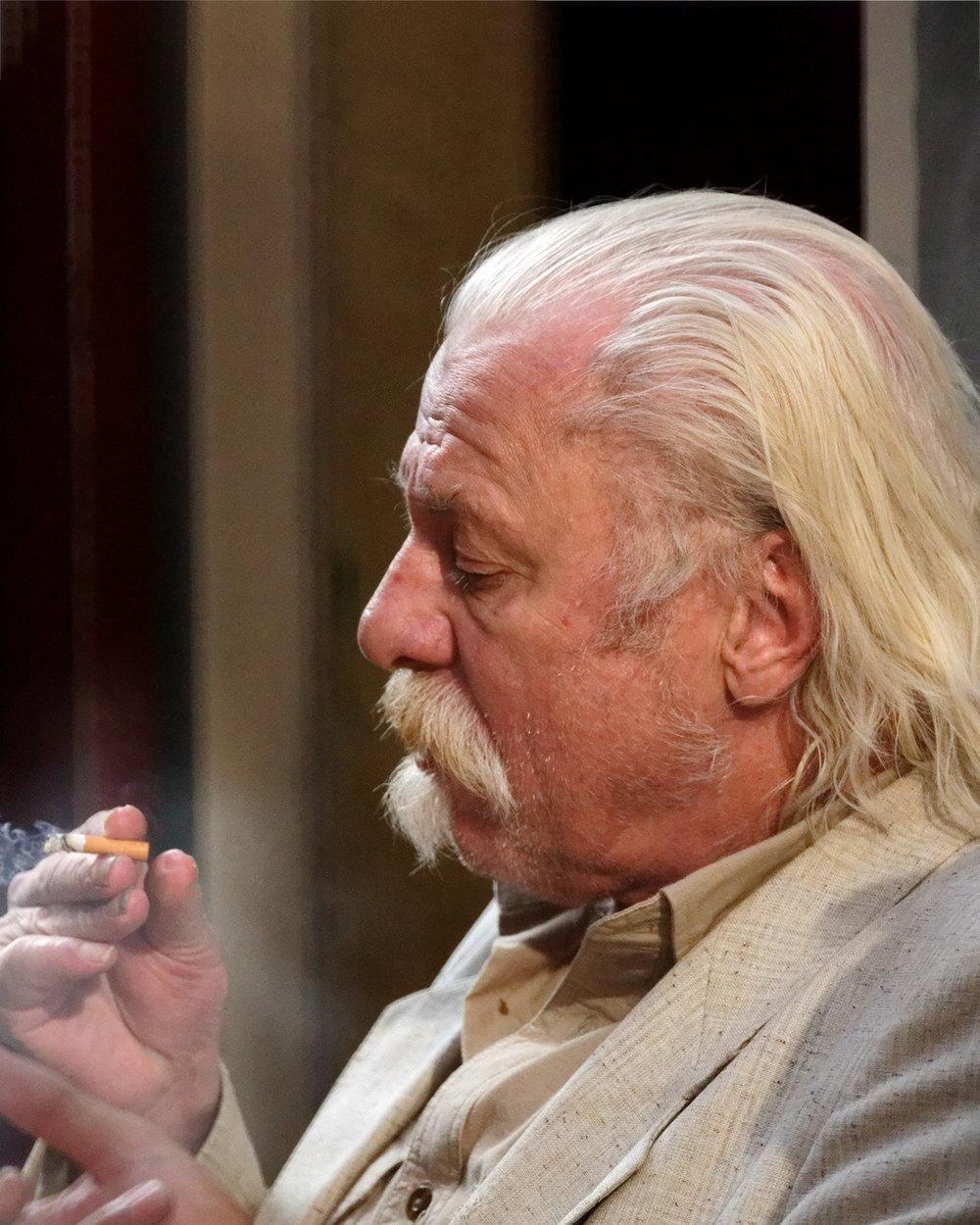 Amsterdam Cafe Smoker
