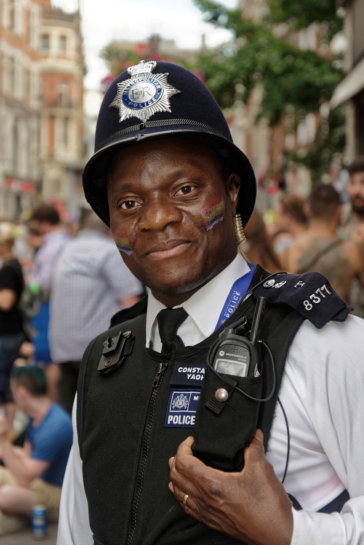 Policing Pride