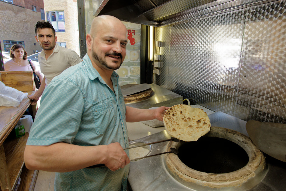 Salal (& Adam) - Shadi Bakery
