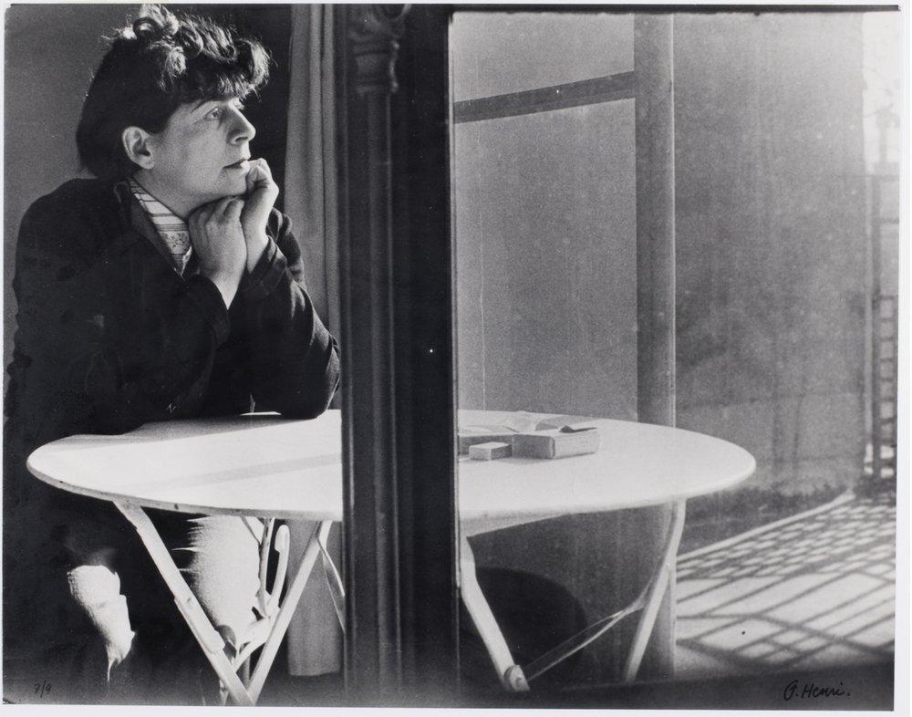 'Self-Portrait, Taken by Florence Henry, 1938