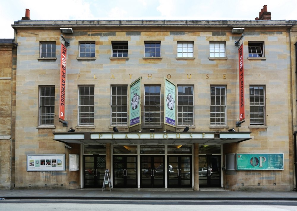 Oxford Playhouse -
