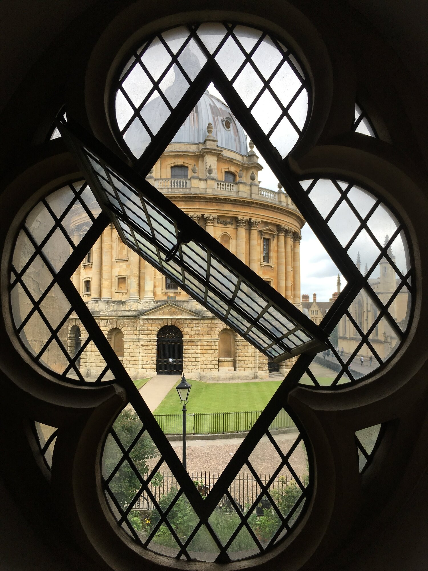 The Oxford Vacation Guide