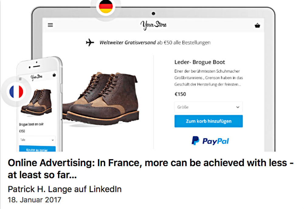 Google Advertising France