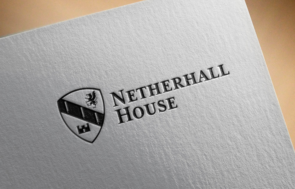 Rebranding Netherhall House - Click to see the full project: