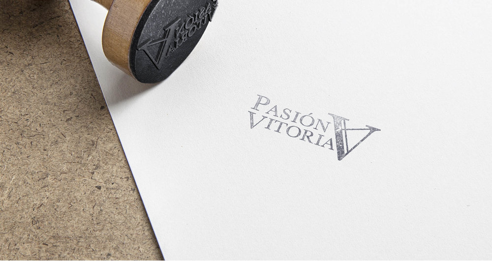 Branding Pasión Vitoria - Click to see the full project: