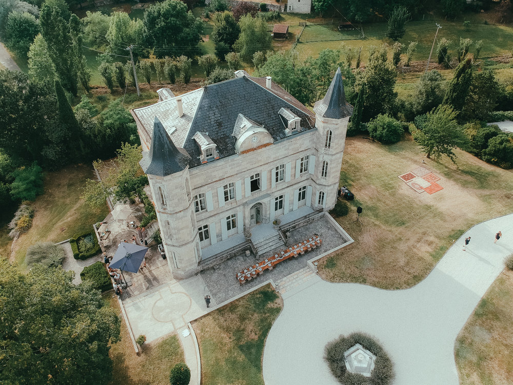 Aerial shots @latophotography, wedding planned by @Andthenwegotmarried