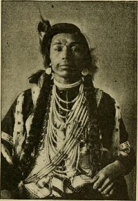 Yakama Nation Chief Kamaiakan  Smithsonian, 1901