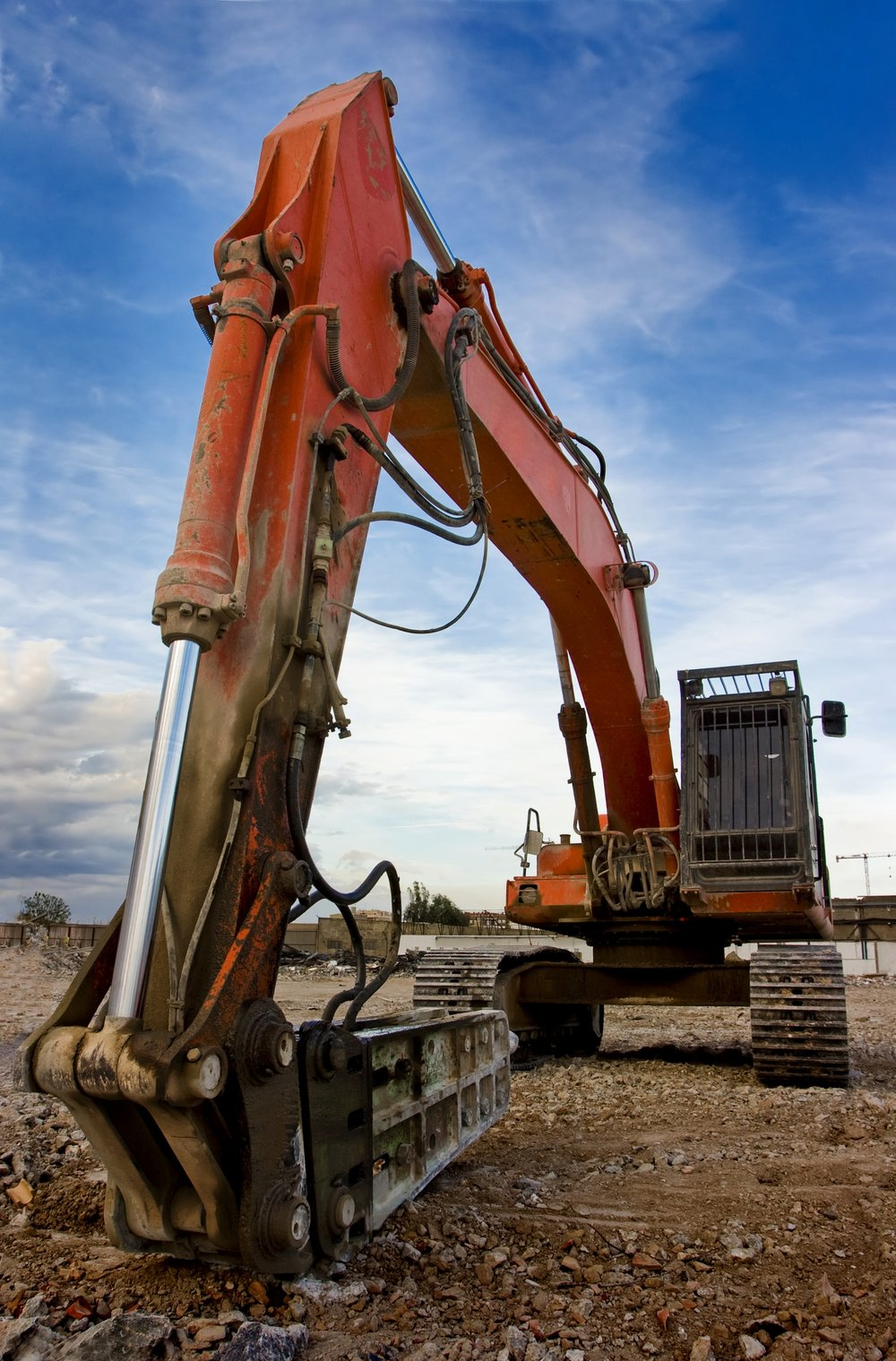 Plant & machinery finance