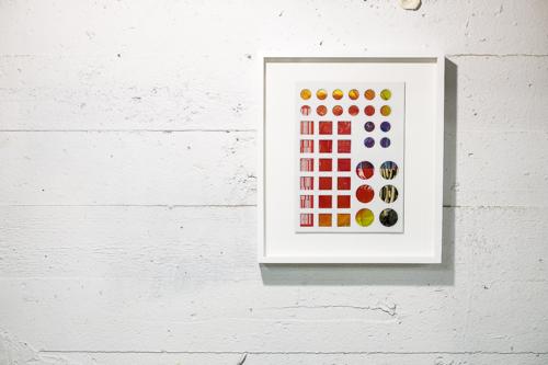 Philippe Caron Lefebvre, Installation view [photo: Morgane Clémént-Gagnon]