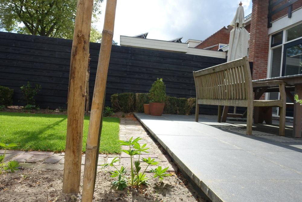 Tuinontwerp huis ter heide u roeland noteboom