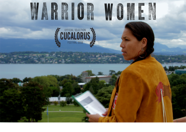 Warrior Women was an official selection for the 2018 Cucalorus Festival in Wilmington, North Carolina