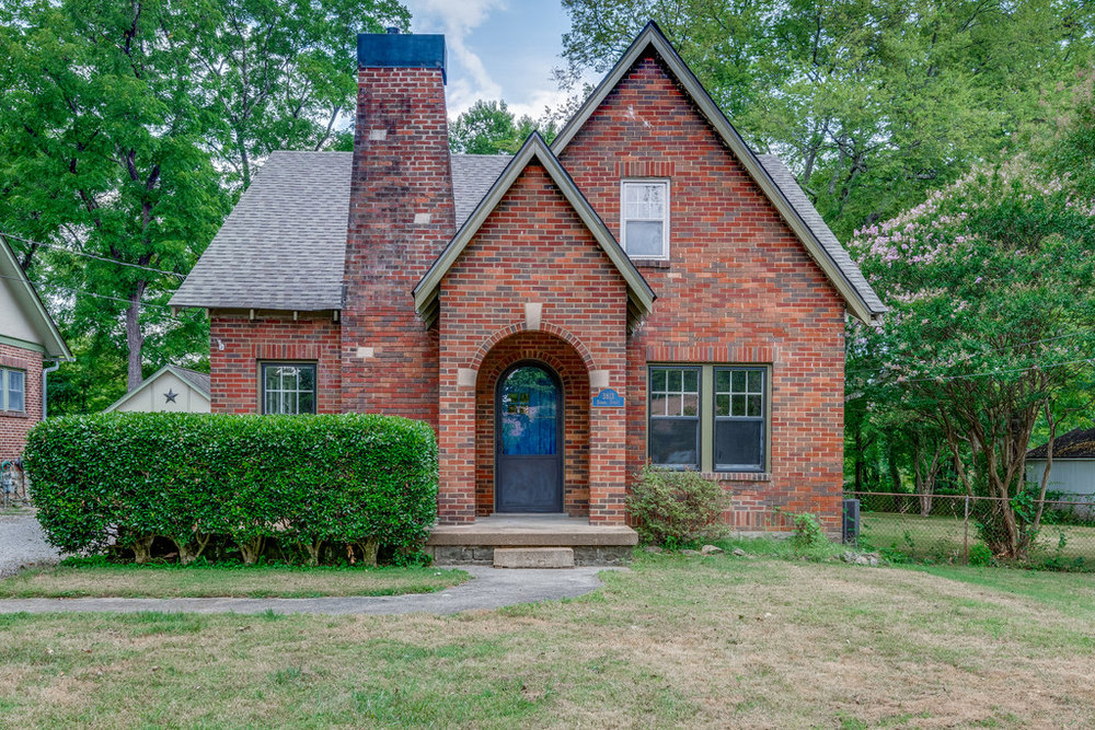 3813 Burrus St., Nashville, TN   PURCHASED PRICE $298,000  3 BEDS · 1 BATH · 1834 SQF