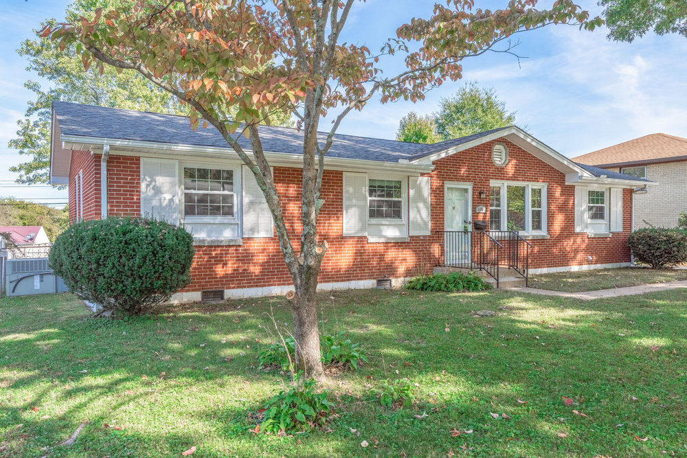 6406 Premier Drive, Nashville, TN   PURCHASED PRICE $260,000  3 BEDS · 1.5 BATHS · 1248 SQF