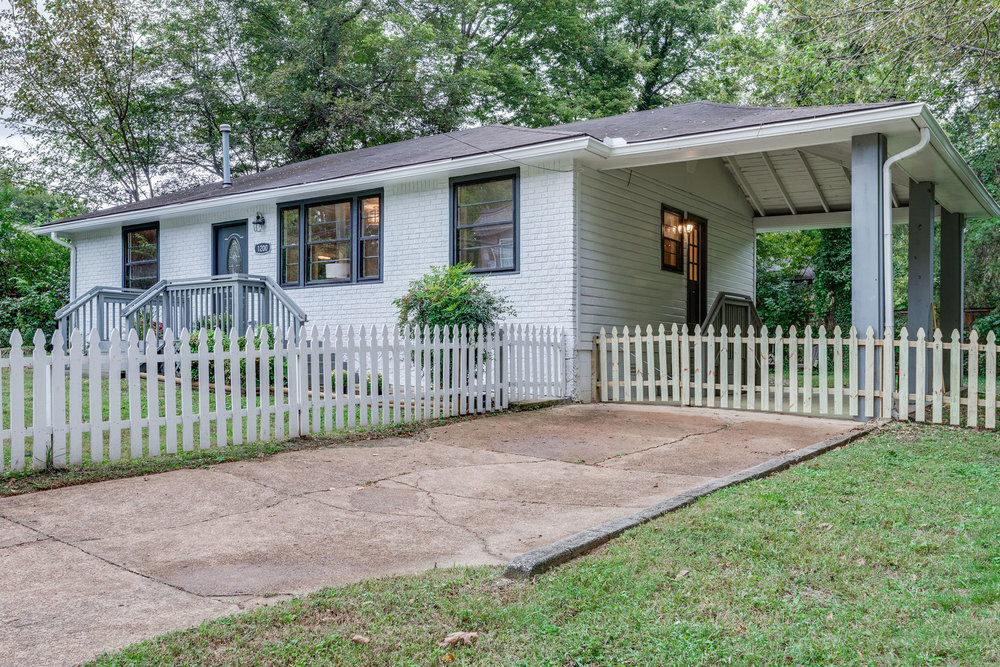 1200 Seymour Ave, Nashville, TN   PURCHASED PRICE $350,000  3 BEDS · 2 BATHS · 1695 SQF