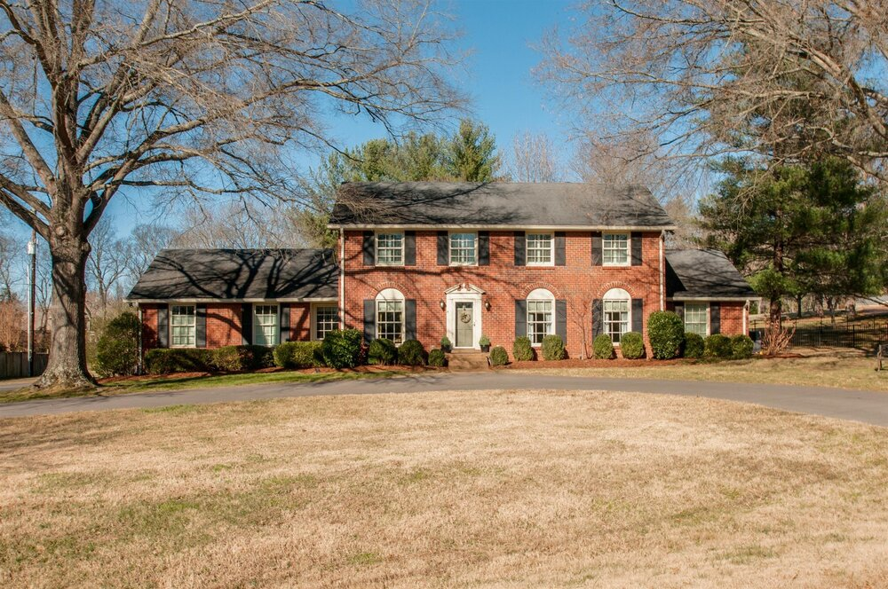 207 Millbrook Ct., Brentwood, TN   PURCHASED PRICE $864,900  5 BEDS · 3 BATHS · 3893 SQF