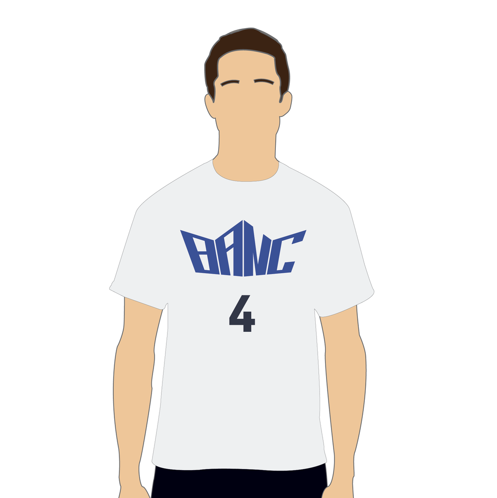 BaNC Ultimate Jersey design and Logo Design