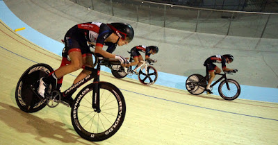 Milton Velodrome - Photo credit: Ivan Heckman