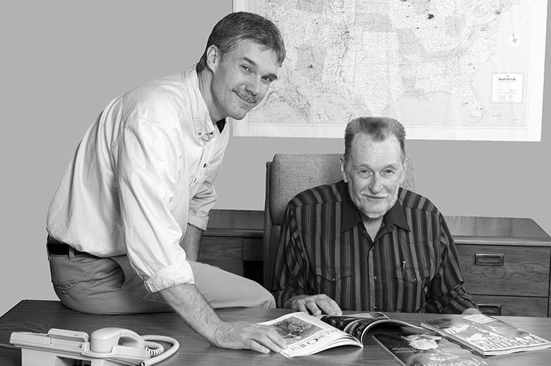 Mike & Ed Monette