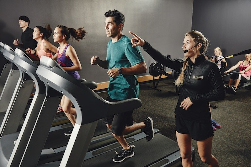 personal training gold's gym ville saint laurent montreal gym