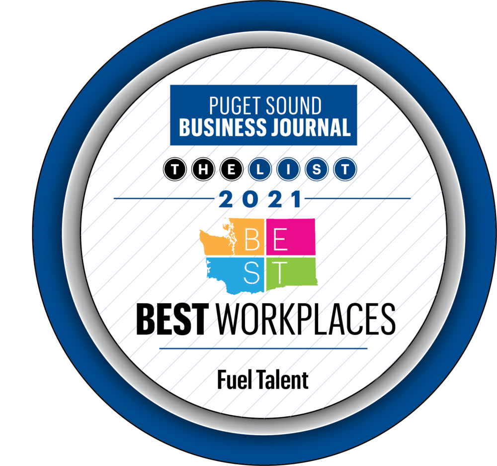 Puget Sound Business Journal: Washington's Best Workplaces