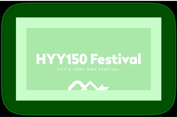 HYY150 Festival - HYY's very own festival