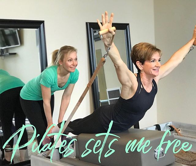 Pilates sets me free! . . . . . . . #pilatesisalwaysagoodidea #pilates #foreverfitpilatesstudio #youareworthitall #romanaspilates #pilateslove #ilovemyclients #pilatesbody  #pilatesislife #pilateslovers #pilatesreformer #pilatescadillac #healthychoices #healthylifestyle #pilatesbody #fitness #fitnessmotivation #inspire #move #worthit #exercises #keepithealthy #movefree #movement #movementislife #inspire #moveyourbody