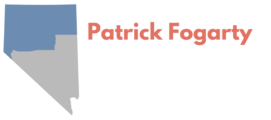 Patrick Fogarty for Nevada (NV-02)