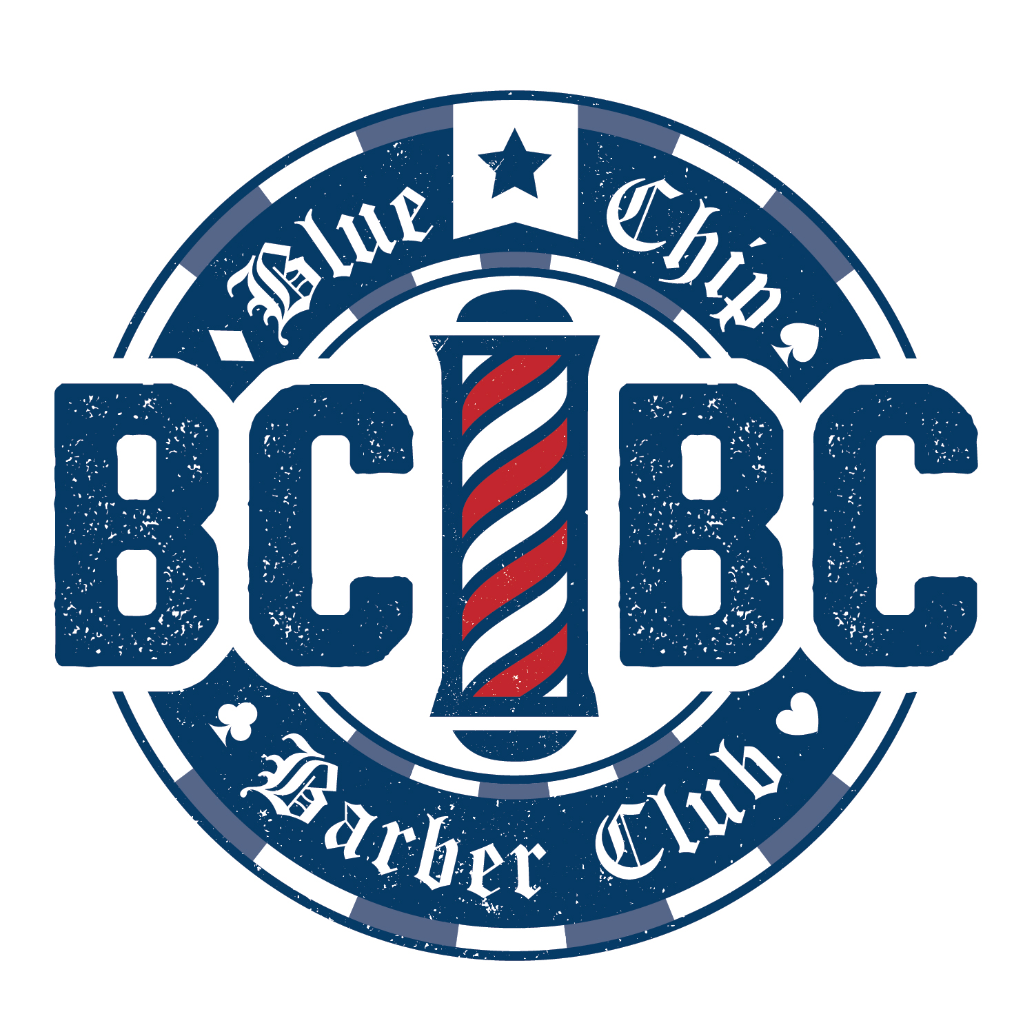 Blue Chip Barber Club