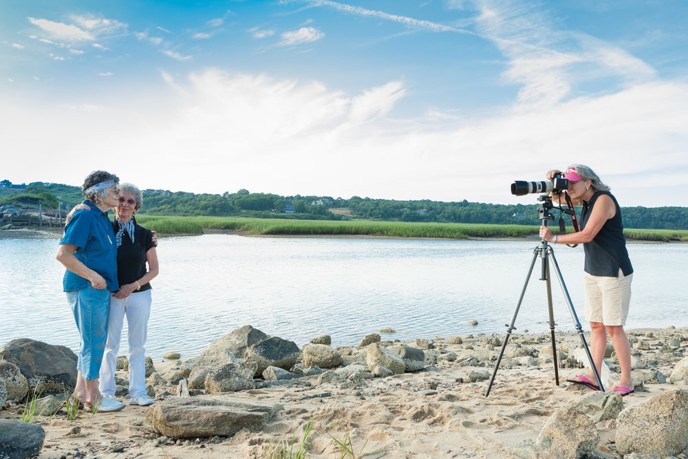 On Location on Cape Cod