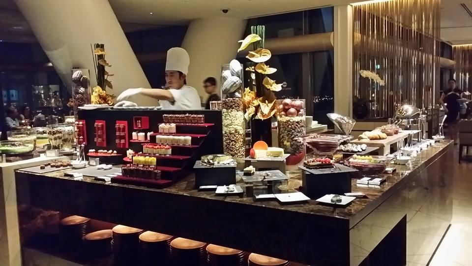 Cheese and Chocolate Bar, Marina Bay Sands, Singapore