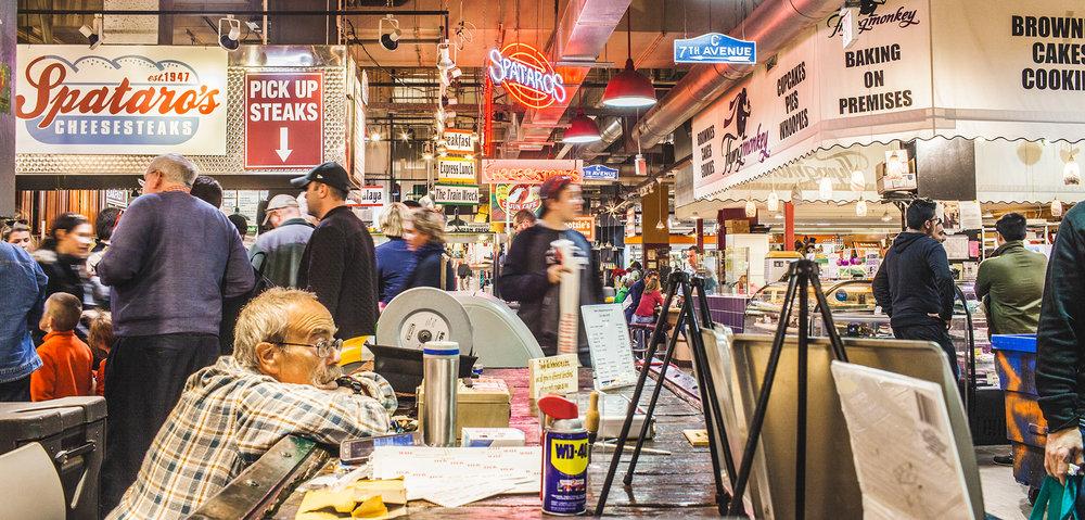 Reading Terminal Market | Philadelphia, PA