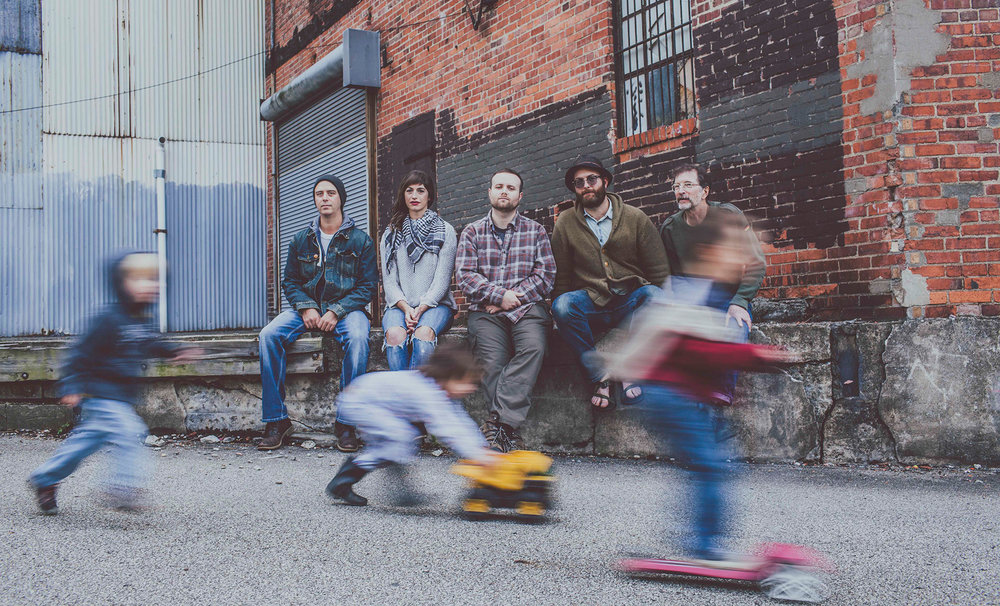 """""""There Was A Time We Were Kids"""" Album Art Photo by Kaitlin Conti"""