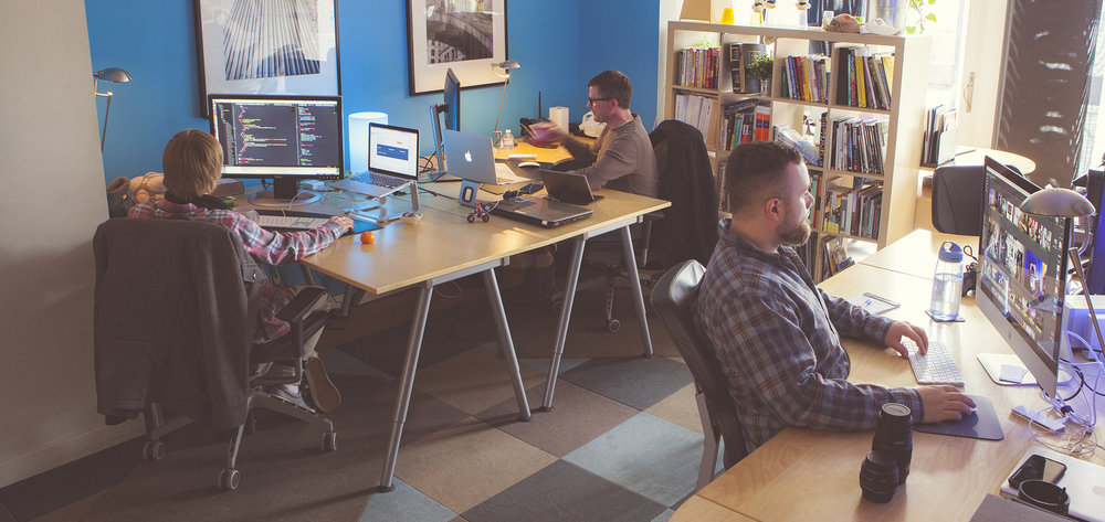 Working at Imagebox