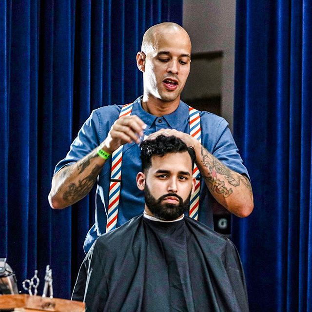 An overview of the Barber event and competition in San Antonio last weekend. #mensfashion #menshaircuts #barber #barbershop #barberlife #mensstyle #barbering #menshairstyles #gentscuts #barbershopphotograher #barbershopphotography #barberswork #photogrpaher #photography #photos #mywork #barberswife #workmode #yourworkismywork #gettingitdone #progress #smallbusinessowner #entrepreneur #growingup #professional #barberindustry #sanantoniobarberevent #barberevent #barbercompetition