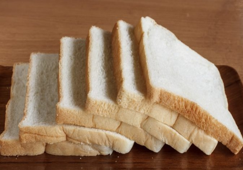 Not: White Bread   The flour in white bread is more highly processed than that in whole wheat bread, and a lot of the nutritional value is lost. Some nutrients are artificially added back to the flour after processing, but the loss of fiber and protein are permanent.