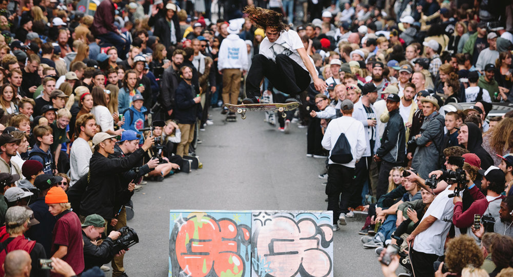 evan smith 540 at the levi's blockparty in 2016 photo: maksim kalanep