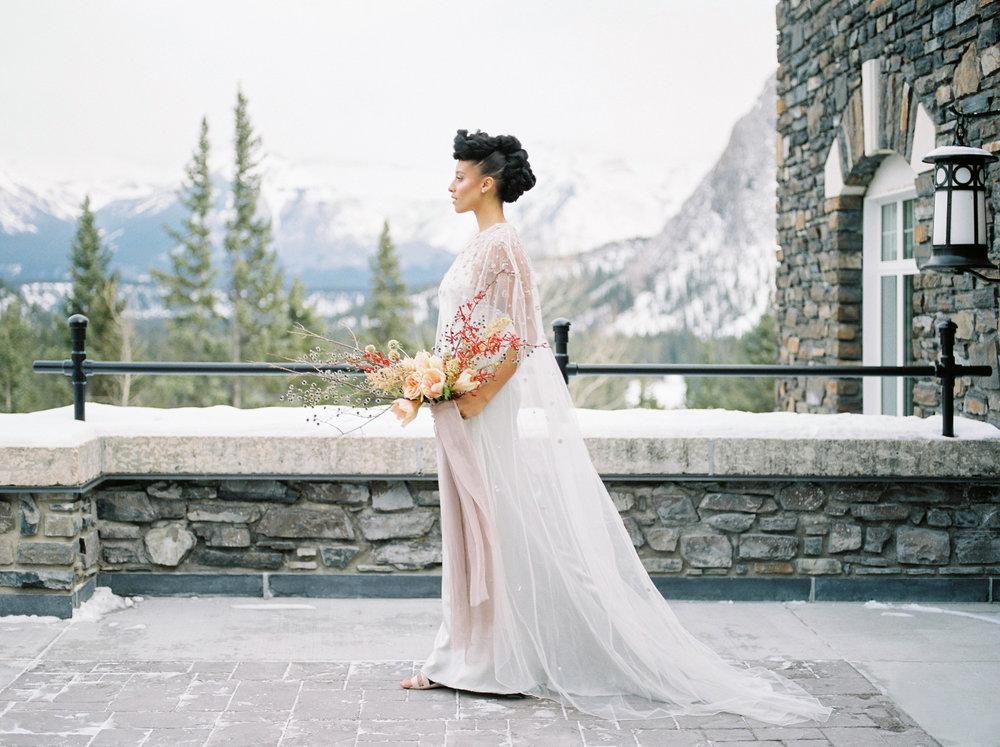 Banff Fairmont Springs Wedding