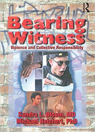 Bearing Witness: Violence and Collective Responsibility - This book offers a unique layperson's introduction to the scope and causes of violence and trauma theory and suggests ways we can all work to attack these causes. Upon completing this work, you will have a better understanding of the social causes of the violence epidemic and concrete suggestions for its long-term control.Bearing Witness addresses the cycle of violence by discussing some of the biological, psychological, social, and moral issues that go into determining whether a person will end up as a victim, perpetrator, or bystander to violent events and what happens to us when we are in one or all three of these roles. The authors look at a number of intersecting factors that play interdependent roles in creating a culture that promotes, supports, and even encourages violence. A framework for understanding the various aspects of the problem of violence, Bearing Witness delves into the various aspects of trauma--what trauma does to the body, the mind, the emotions, and relationships--before beginning to formulate proposals for initiating processes that lead to problem solving. Once this knowledge base has been established, the authors give you the beginnings of an outline for reorganizing society with the aim of establishing a community that is responsive to the basic human need for safety and peace.