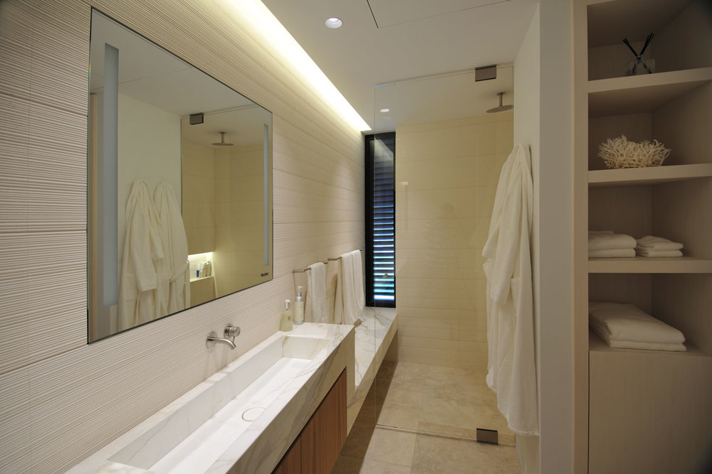 Modern International Bathroom