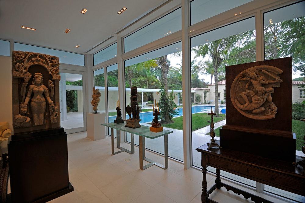 Modern Home Extension Art Gallery
