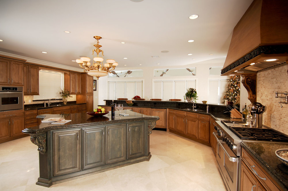 Plantation Home Kitchen