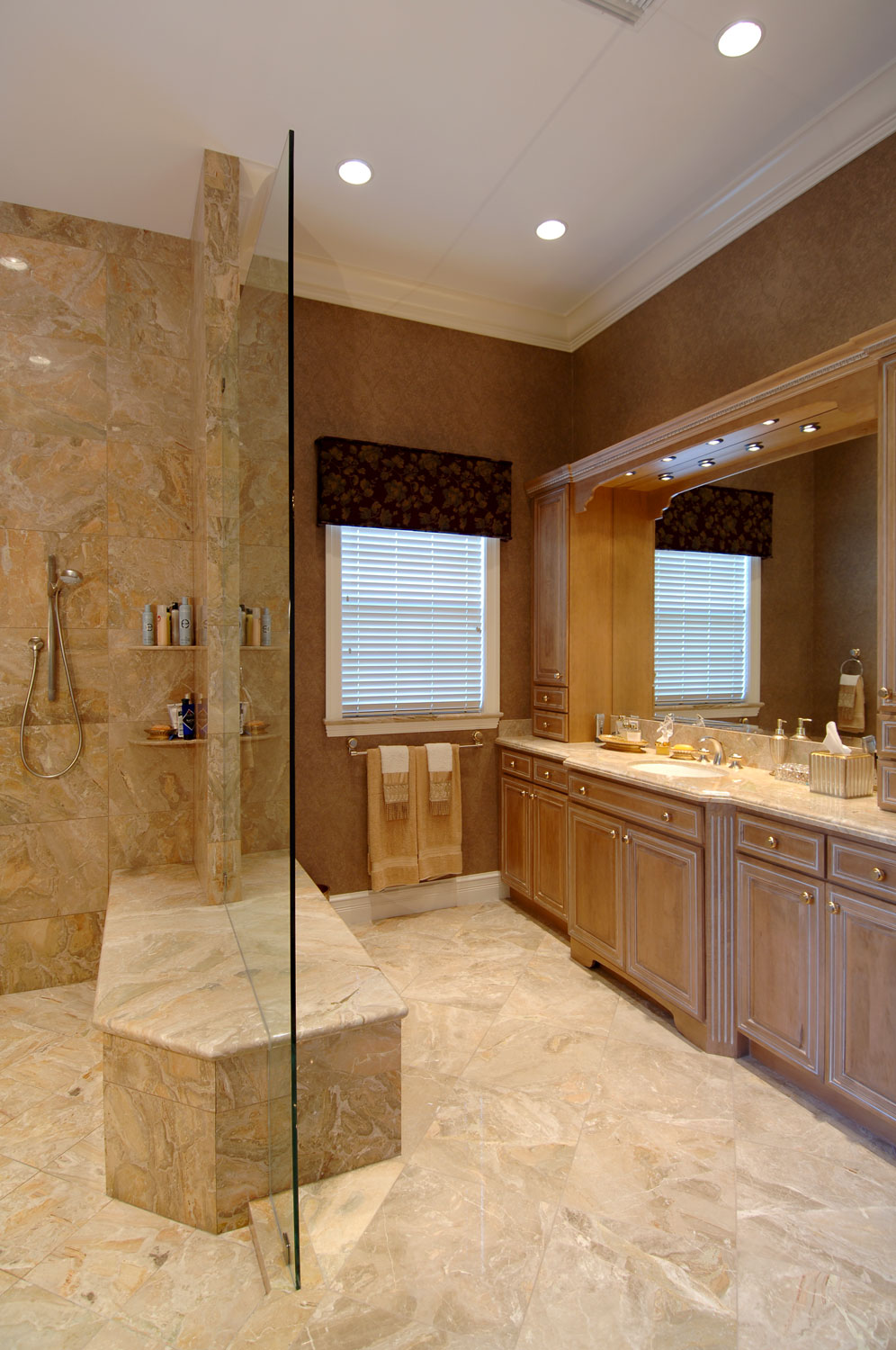 Plantation Home His Master Bathroom