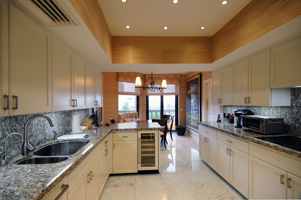 Transitional Home Kitchen