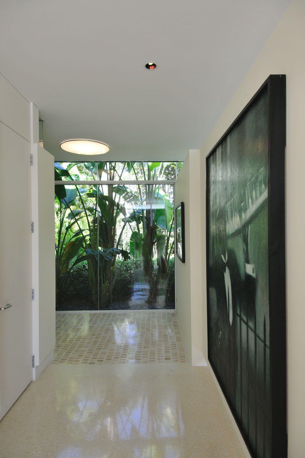 Modern Home Front Entry
