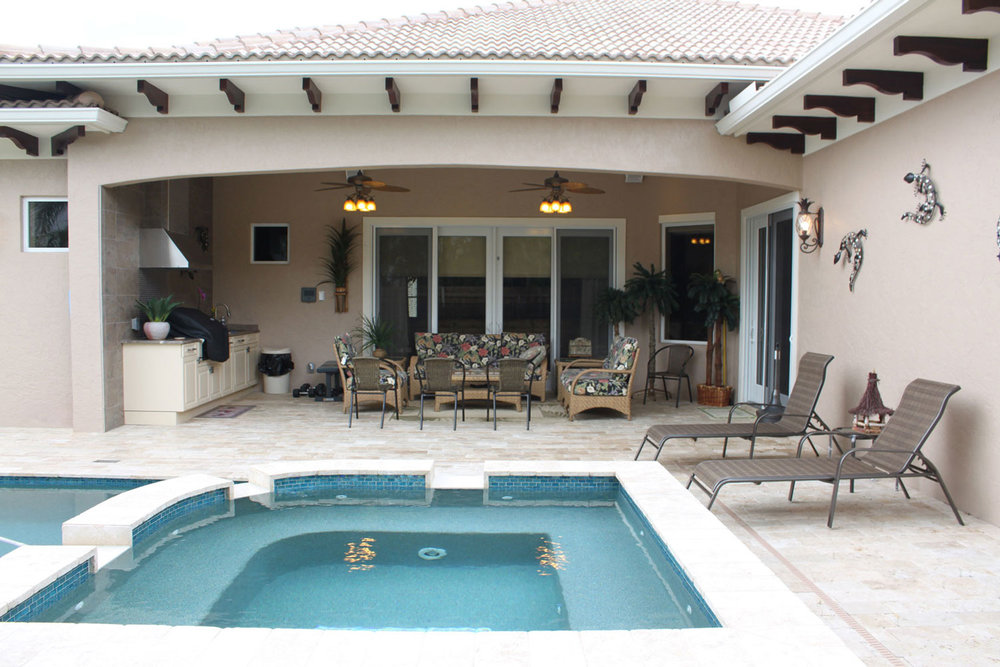 British West Indies Home Pool