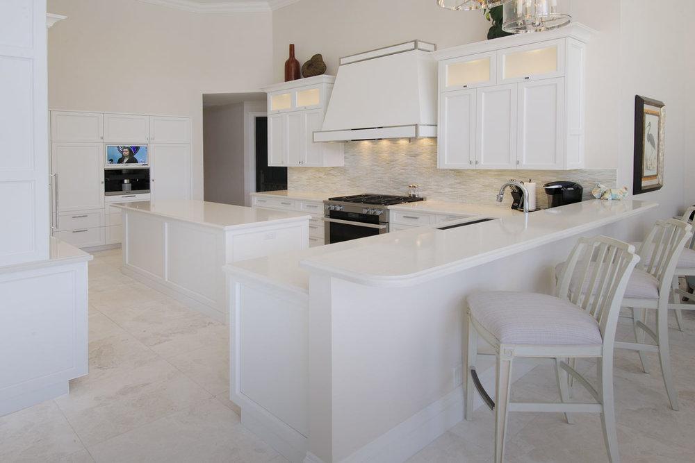 Resort Home Kitchen