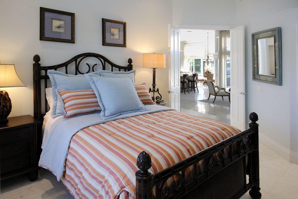 Resort Home Bedroom