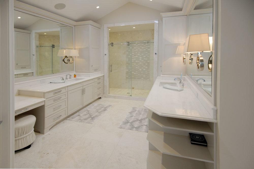 Resort Home Master Bath