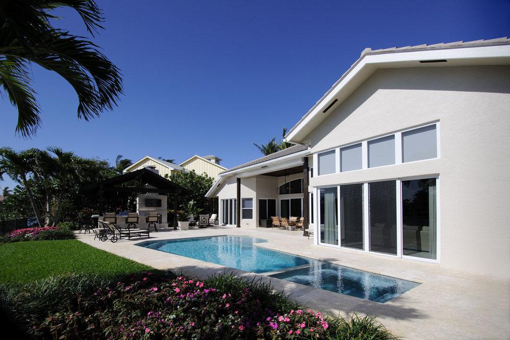 Resort Home Pool