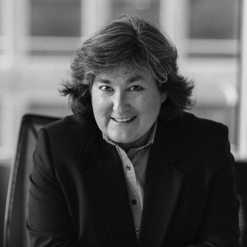 ERICA KARP  Founder of Cornerstone Capital